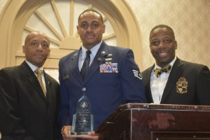 2019 New Jersey Association of Alpha Phi Alpha Chapters - District Director Capital Achievement Award - Brother Tyshawn Jenkins - Military